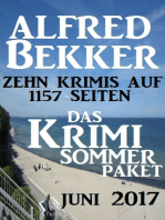 Das Krimi Sommer Paket Juni 2017