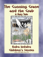 THE CUNNING CRANE AND THE CRAB - A Fairy Tale
