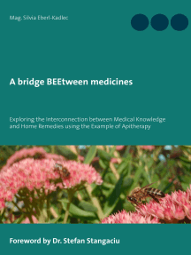 A bridge BEEtween medicines: Exploring the Interconnection between Medical Knowledge and Home Remedies using the example of Apitherapy.