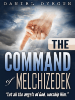 The Command of Melchizedek