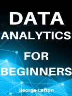Data Analytics. Fast Overview.