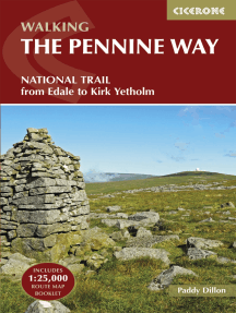The Pennine Way: From Edale to Kirk Yetholm