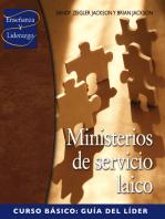 Ministerios de servicio laico, Curso básico, Guía del líder
