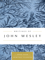Writings of John Wesley (Annotated)