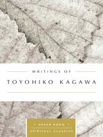 Writings of Toyohiko Kagawa (Annotated)