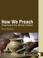 How We Preach