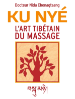 L'art tibétain du massage