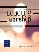 Leading Worship