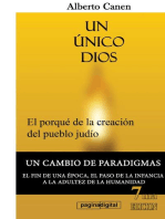 7ed Un único Dios. El porqué de la creación del pueblo judío