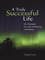 A Truly Successful Life