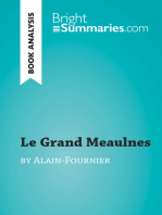 Le Grand Meaulnes by Alain-Fournier (Book Analysis): Detailed Summary, Analysis and Reading Guide