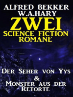 Zwei Science Fiction Romane