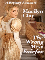 The Wrong Miss Fairfax - A Regency Romance