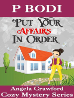 Put Your Affairs In Order