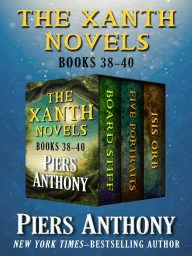 The Xanth Novels Books 38–40
