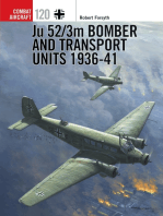 Ju 52/3m Bomber and Transport Units 1936-41