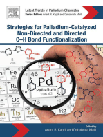 Strategies for Palladium-Catalyzed Non-directed and Directed C bond H Bond Functionalization