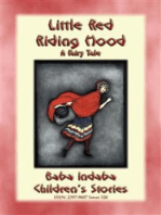 LITTLE RED RIDING HOOD - A European Fairy Tale
