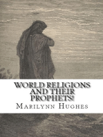 World Religions and Their Prophets!