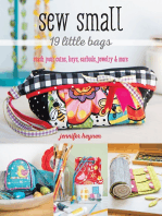 Sew Small—19 Little Bags