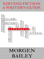 The Writer's Guide to Editing Fiction (2nd ed.)