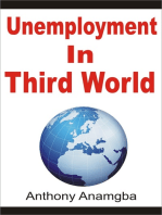 Unemployment in Third World