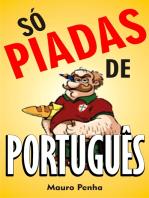 Só piadas de português