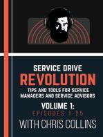 Service Drive Revolution Volume 1