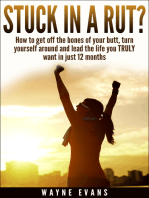 Stuck in a Rut? (Self Help Book Series)