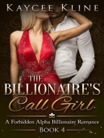 The Billionaire's Call Girl Book 4