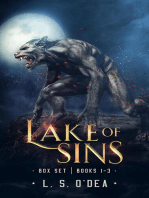 Lake of Sins Series Box Set Books 1-3