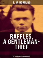 RAFFLES, A GENTLEMAN-THIEF