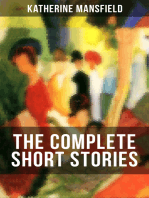The Complete Short Stories of Katherine Mansfield