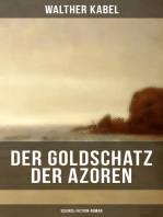Der Goldschatz der Azoren (Science-Fiction-Roman)