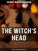 THE WITCH'S HEAD (Occult & Supernatural Thriller)