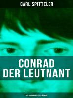 Conrad der Leutnant (Autobiografischer Roman)