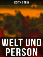 Welt und Person