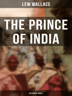 THE PRINCE OF INDIA (Historical Novel)