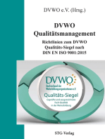 DVWO Qualitätsmanagement