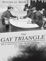 THE GAY TRIANGLE – Spy & Adventure Tales of the Fearless Trio