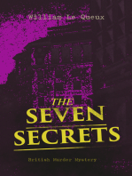 THE SEVEN SECRETS (British Murder Mystery)