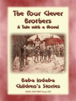 THE FOUR CLEVER BROTHERS - A German Children's Fairy Tale with a Moral