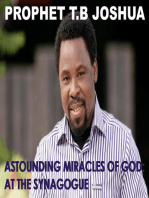Astounding Miracles of God