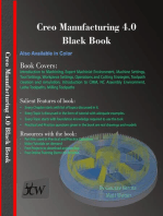 Creo Manufacturing 4.0 Black Book