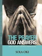 The Prayer God Answers