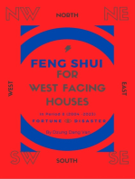 Feng Shui For West Facing Houses - In Period 8 (2004 - 2023)
