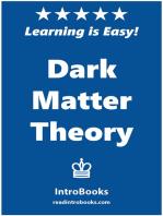 Dark Matter Theory
