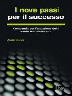 I nove passi per il successo