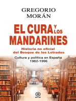 El cura y los mandarines (Historia no oficial del Bosque de los Letrados)
