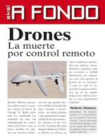 Drones: La muerte por control remoto
